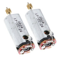 2Pcs Silver Metal Tail Motor for WLtoys V913 RC Helicopter Plane Accessory