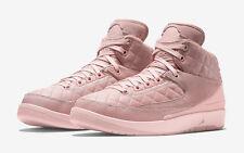 2017 Nike Air Jordan 2 Retro Just Don C GG SZ 8Y Arctic Orange Pink 923840-805