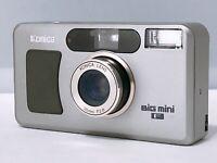 🟢Read🟢 Konica Big Mini F 35mm f/2.8 Point & Shoot Film Camera from Japan 359
