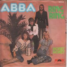 "Abba 7"" vinyl single Ring Ring / Honey Honey 1974"
