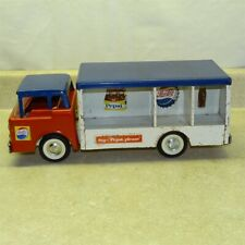 Vintage Nylint Ford Pepsi Delivery Truck, Pressed Steel Toy Vehicle