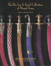 BUTTERFIELD MOGUL ARMS Figiel Coll Sword Dagger Katar Indian Persian Catalog 98