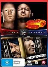 WWE: Great Balls of Fire / Battleground 2017 Double Feature - Raw NEW R4 DVD