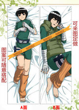 Anime Dakimakura Pillow Case :NARUTO Rock Lee