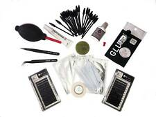 Eyelash Extensions Basic Kit - B Curl Lashes