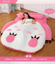 Creative lazy sofa bed Totoro single chair double cute cartoon sofa mattress bed