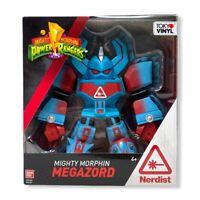 Mighty Morphin Power Rangers Dino Megazord Tokyo Vinyl Nerdist NEW