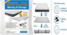 (Queen/Full/Full-XL) Foam Mattress Vacuum Bag for Queen/Full/Full-XL