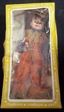 Collector Doll Wizard of Oz Scarecrow GIFT EFFANBEE DOLL