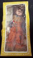 Colector Muñeca Mago De Oz Espantapájaros Regalo Effanbee Doll