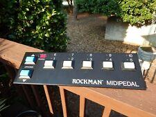 Rockman Midi Pedal Scholz 80's Boston