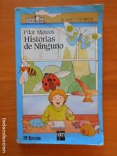 HISTORIAS DE NINGUNO - PILAR MATEOS - EL BARCO DE VAPOR (6X)
