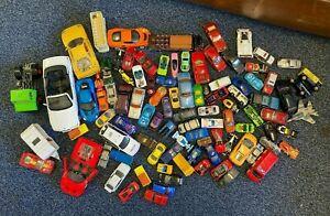 Various Diecast Toy Car Vehicle Bundle  H17