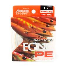 Sanyo Applaud P.E Línea Saltmax Eging PE 120M Multicolor P.E 1 (0102)