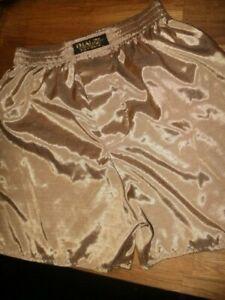 Size M Thai Silk Shorts