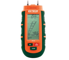LCD Digital Moisture Meter Tester, Humidity Damp Detector, Wood Timber Concrete
