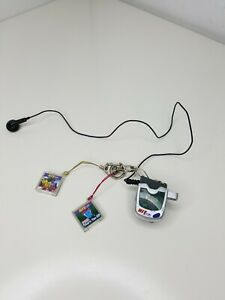 Hit Clips Player Music Keychain 2000 w Baha men  who let the dogs out & Pink lot