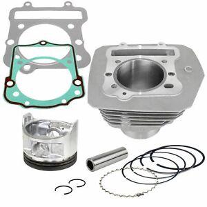 Cast Aluminium Engine Cylinder Piston for Kawasaki Bayou 300 KLF300C 4X4 89-2005