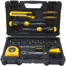 Stanley 51 Pice Home Mixed Tool Set w/ Hard Case ( 74864 ) ~ NEW SEALED