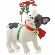 RARE-Hallmark Keepsake Ornament -PUPPY LOVE (MIB) 2014