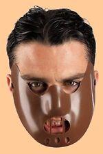 Demi Masque adulte psychopathe Hannibal [71171] deguisement costume cinema