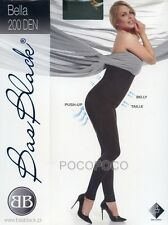 Leggings Post Pregnancy 200 Den Bas Blach Art. Bella