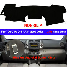 For TOYOTA RAV4 2006- 2008 2009 2010 2011 2012 Dash Mat Silicone Dashboard Cover