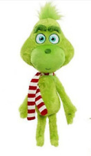 New How the Grinch Stole Christmas Stuffed Plush Toy Grinch Kid Xmas Gift