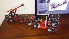 Lego Technic Tow Truck 8285 Rare  Assembled