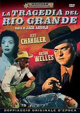 DvD LA TRAGEDIA DEL RIO GRANDE (1957)  Western ** A&R Productions ** .....NUOVO