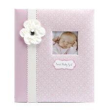 C.R. Gibson B2-11183 5 Year Baby Memory Book - Bella