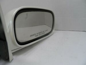 Cadillac Deville Passenger Side Mirror Right Rh Mother of Pearl OEM 2000-2002
