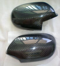 Carbon Fiber Tape-on Side Mirror Covers for 1999-2002 Nissan 200SX S15 Silvia