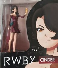 RWBY:  Action Figure Cinder from Series 3 set  From McFarlane
