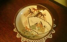 Vintage hand painted bowl from Japan, very pretty