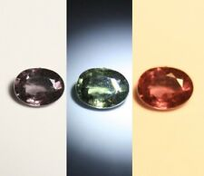 0.35ct Colour Change Garnet - Custom Cut Gem with Rare Superb Colour Change