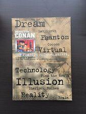 Case Closed Detective Conan Anime Rare Note The Phantom of Baker Street Japan