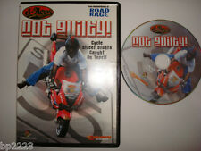 """INSANE STREET BIKE STUNTS TO SICK for TV """"d-Aces NOT GUILTY"""" DVD, NEW SEALED"""