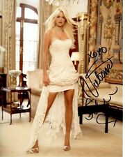 VICTORIA SILVSTEDT signed autographed photo