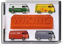 "Wiking 217001 VW T1 ""GESCHENKPACKUNG"" 1:87 NEU OVP-"