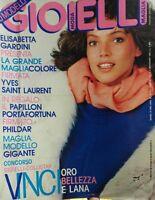 GIOIELLI N.11 1985