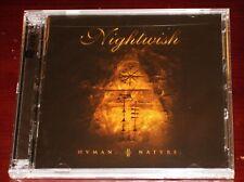 Nightwish: Human Nature 2 CD Set 2020 Nuclear Blast Records USA NB 5205-2 NEW