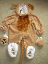 Playful Puppy Soft Plush Furry Halloween Costume 12-24 Months