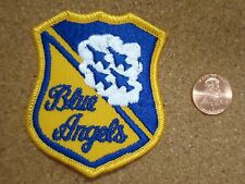 Vintage  Blue Angels Patch New Old Stock