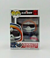 FUNKO POP! MARVEL: BLACK WIDOW - TASKMASTER WITH CLAWS SPEC.ED #610 *UK STOCK*