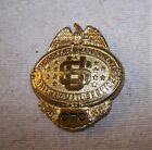 Fine Vintage U.S. Post Office Badge, Railway Mail Service, Celebrate the Century