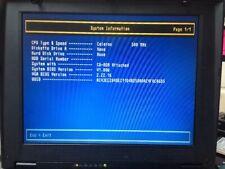 IBM Thinkpad i Series 1171 Laptop 500MHz Celeron Processor