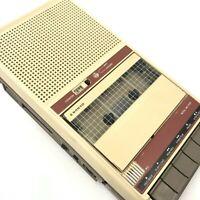 Vintage Sanyo MR-11DR Cassette Tape Recorder Made in Japan [HJ]
