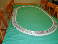 Lionel 40 X 60 Fastrak Oval Excellent Used Condition