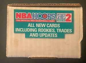 1992-93 Hoops Basketball Series 2 Set (351-490) O'Neal Rookie